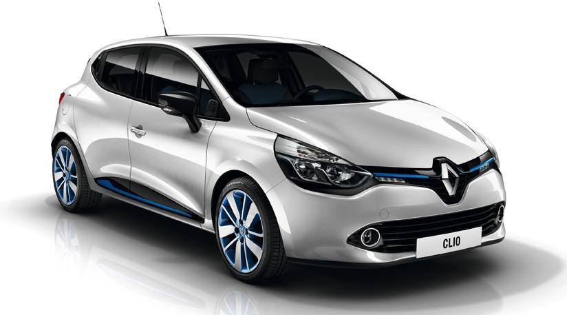 Renault Clio 4 Benzin
